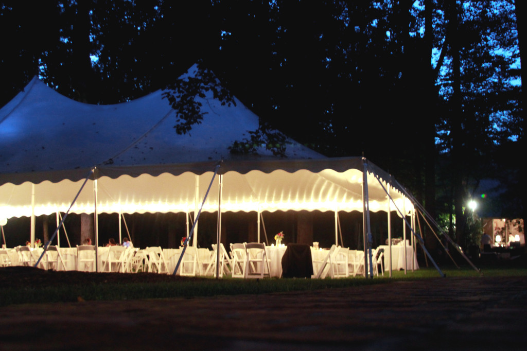 Atlanta Wedding Tent Rentals