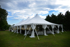 High Peak Tent Rental Weddings