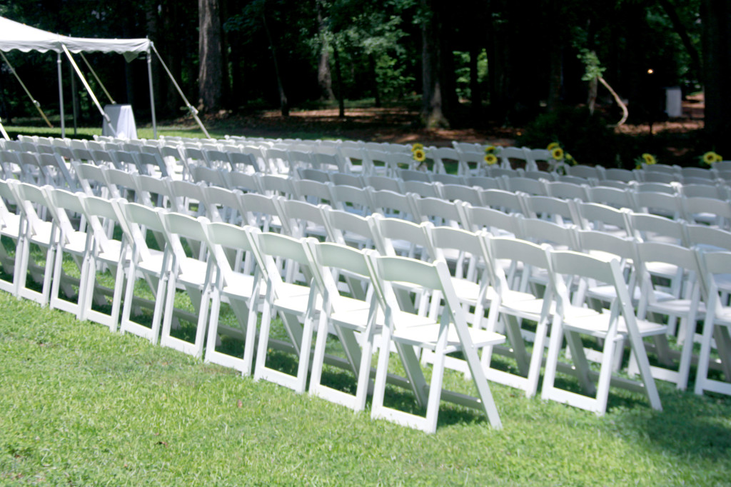 Wedding Chair Rental Athens GA