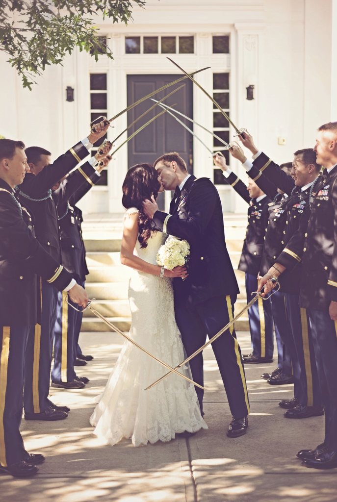 Military Wedding Traditions - Atlanta Wedding Rentals