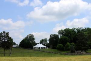Hart of Dixie Tent Rental Atlanta Georgia