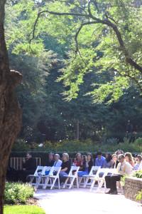 UGA Campus Wedding Event Rentals