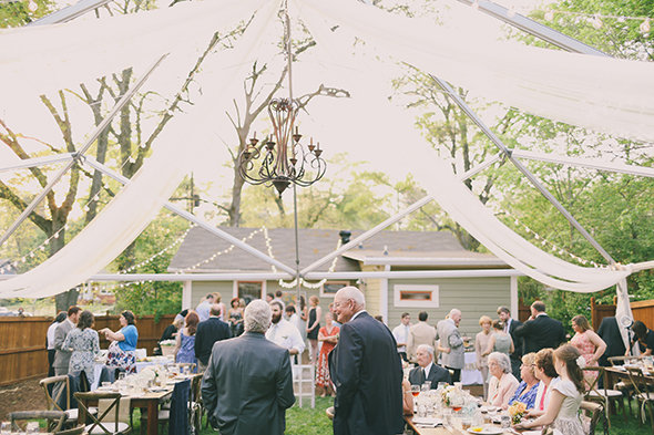 Unique Ideas Wedding Tent Athens, GA